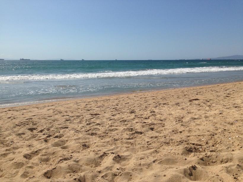 Venice Beach, Strand, Sand, Meer, Wasser, Kalifornien, Reisen, Reiseberatung, Sehenswürdigkeit, Ausflug, Trip, baden