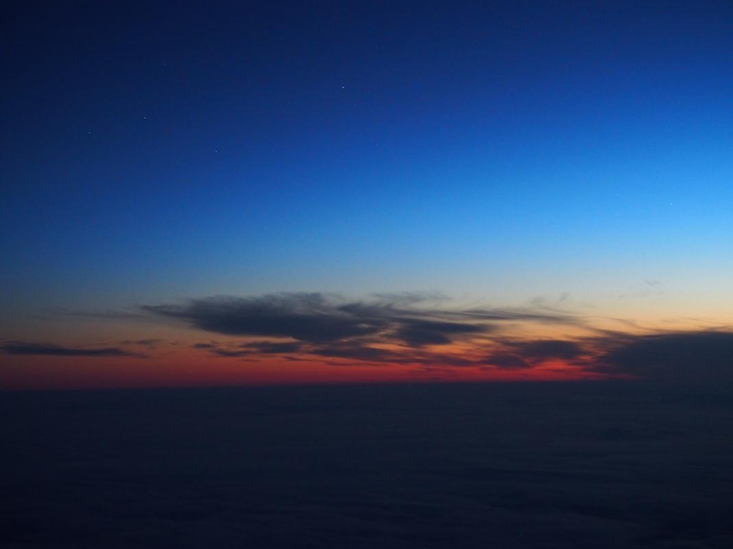 Polarnacht Grenze Svalbard