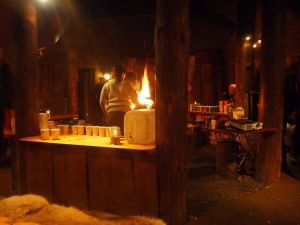 Camp Barentz Svalbard