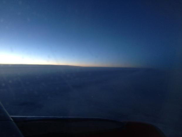 Polarnacht Grenze
