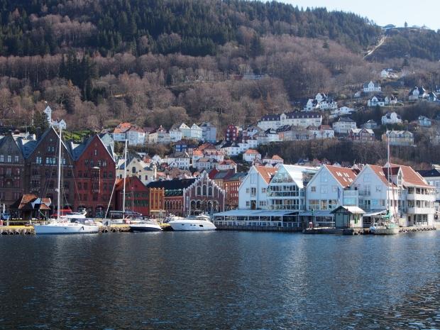 Bergen Die Regen Hauptstadt Voller Sonne Quot Far Away