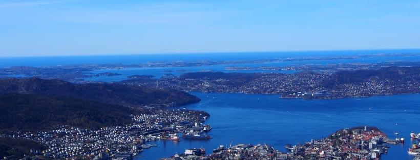 Reise Bergen Norwegen