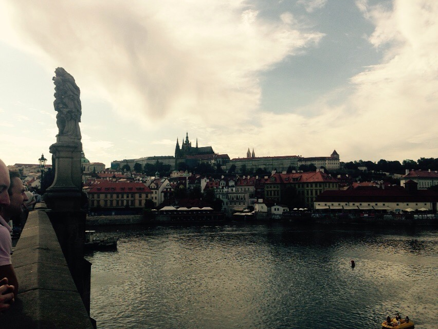 Hradschin Prag Praha Burg Hrad