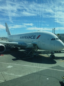 Air France Airbus A380 Business Class