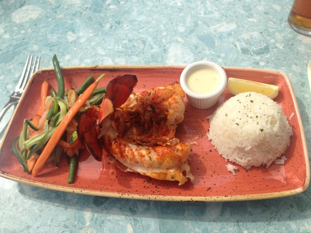 Scoma's Sausalito Lobster