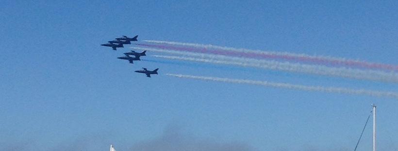 Patriots Jet Team, Kunstflug, Formationsflug, Kunstflieger