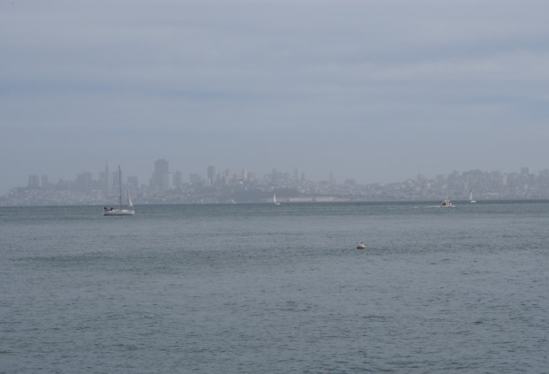 San Francisco Skyline Sausalito