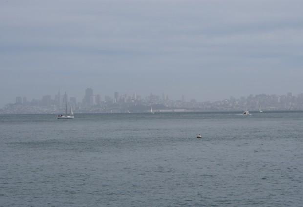 San Francisco Skyline Sausalito
