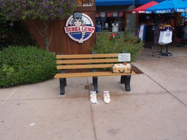 Forrest Gump, Bubba Gump, Monterey
