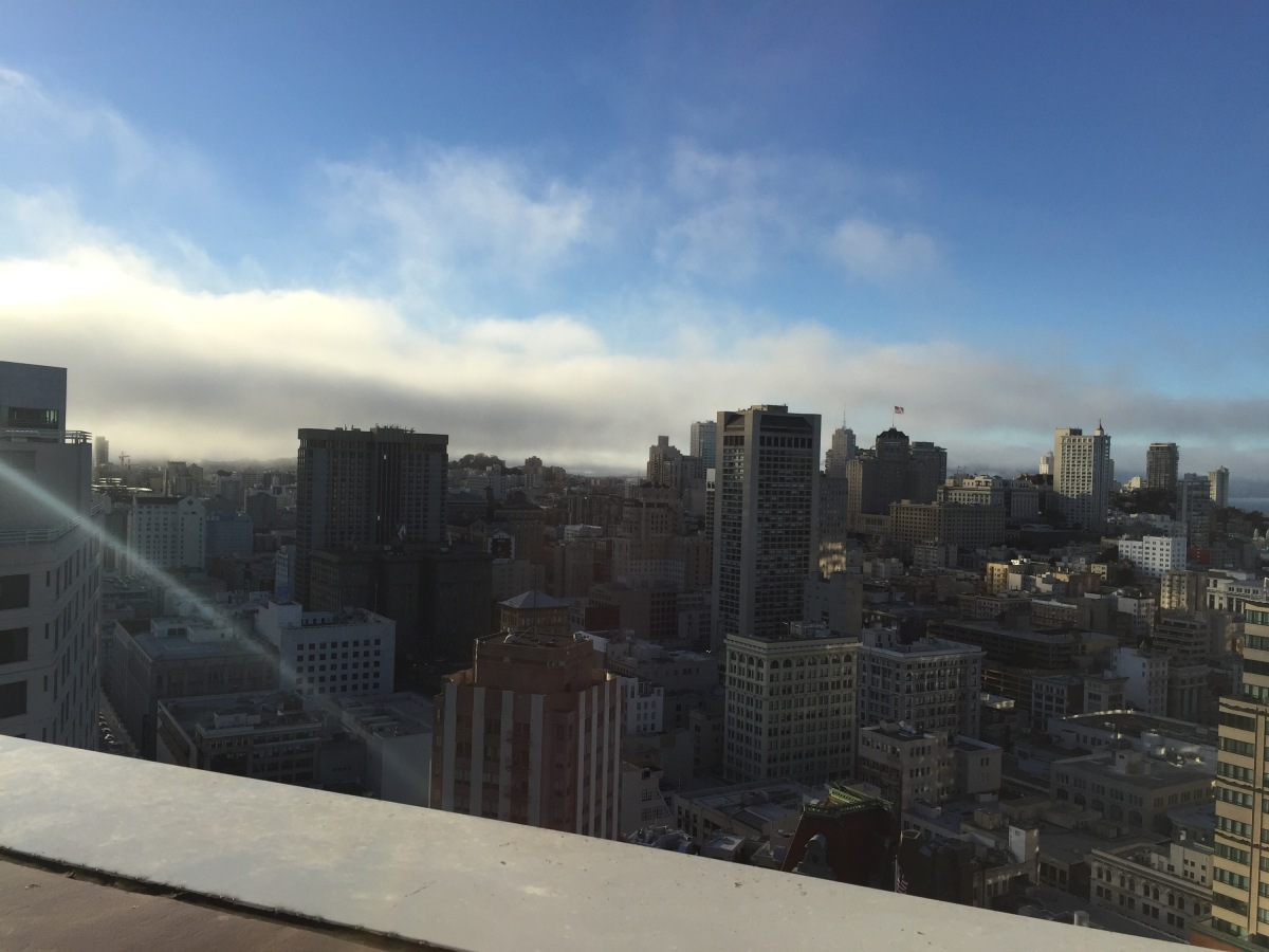 San Francisco, Ausblick, Skyline