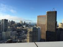 San Francisco, Skyline, City, View