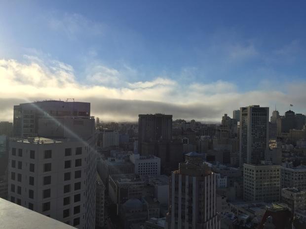 Skyline San Francisco, Ausblick San Francisco, Stadtbild