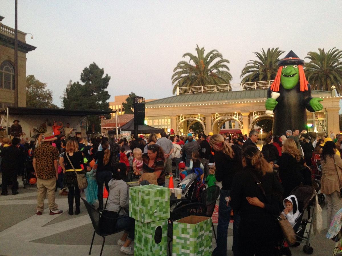 Kostüme halloween Parade