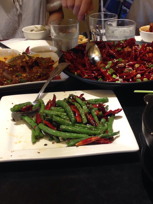 spicy, chinatown, san francisco, restaurant, chinesisches essen, scharf