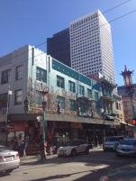 Straßenschmuck, Straßendeko, Straßenkunst, Chinatown