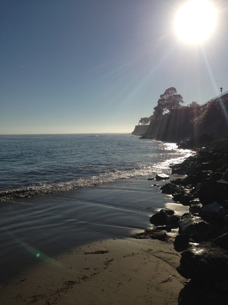 Capitola, Kalifornien, USA, Pazifik, Strand, Must-have-seen, To-Do-List,
