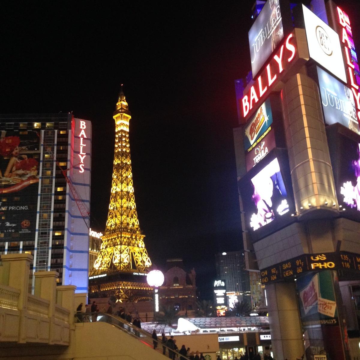 Paris, Las Vegas, Attraktion, Touristenattraktion, Sehenswürdigkeit, Eiffelturm, Amerika