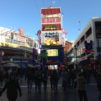 Attraktion, Touristenattraktion, Sehenswürdigkeit, Zip Lane, Slotzilla, Downtown, Las Vegas, Ausflug, action