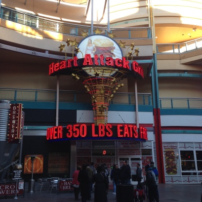 Attraktion, Touristenattraktion, Heart Attack Grill, Las Vegas