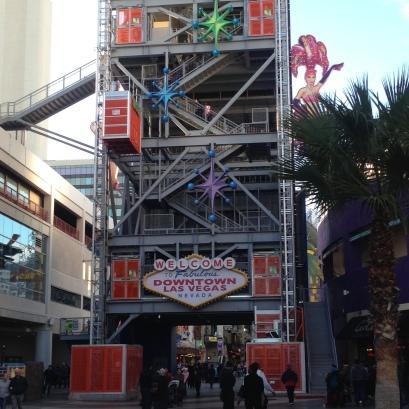 Attraktion, Touristenattraktion, Sehenswürdigkeit, Downtown, Las Vegas,