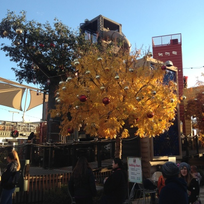 Attraktion, Touristenattraktion, Containerpark, Las Vegas,