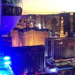 Attraktion, Touristenattraktion, Sehenswürdigkeit, Eiffelturm, Las Vegas, Riesenrad, Skyline