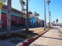 Santa Cruz, Boardwalk, Strandpromenade, Fahrgeschäft, Vergnügungspark,