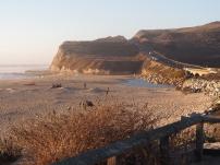 Pazifikküste, Pazifik, California State Route 1, Highway 1, Strand, Sonnenuntergang, Kalifornien