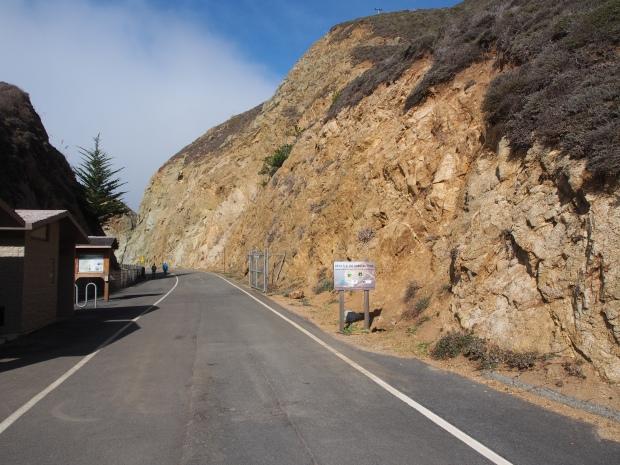 Devil's Slide Trail, Ausflug, Wanderweg, USA, Kalifornien, asphaltiert