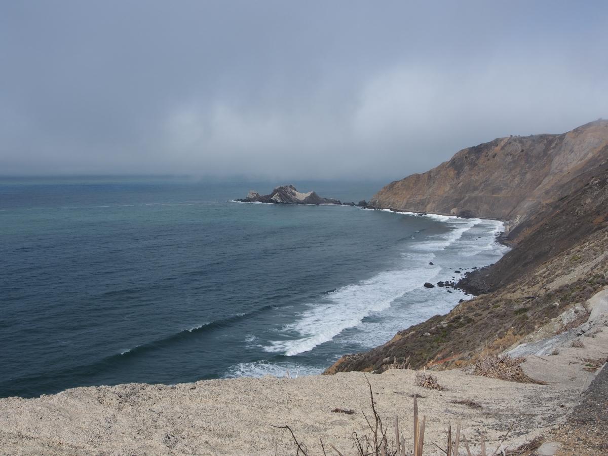 Wandern, Ausflug, Kurztrip, Wale beobachten, Spazieren, Küste, Pazifik, Kalifornien, USA