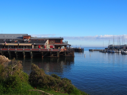 Monterey, Pier, Fisherman Warft