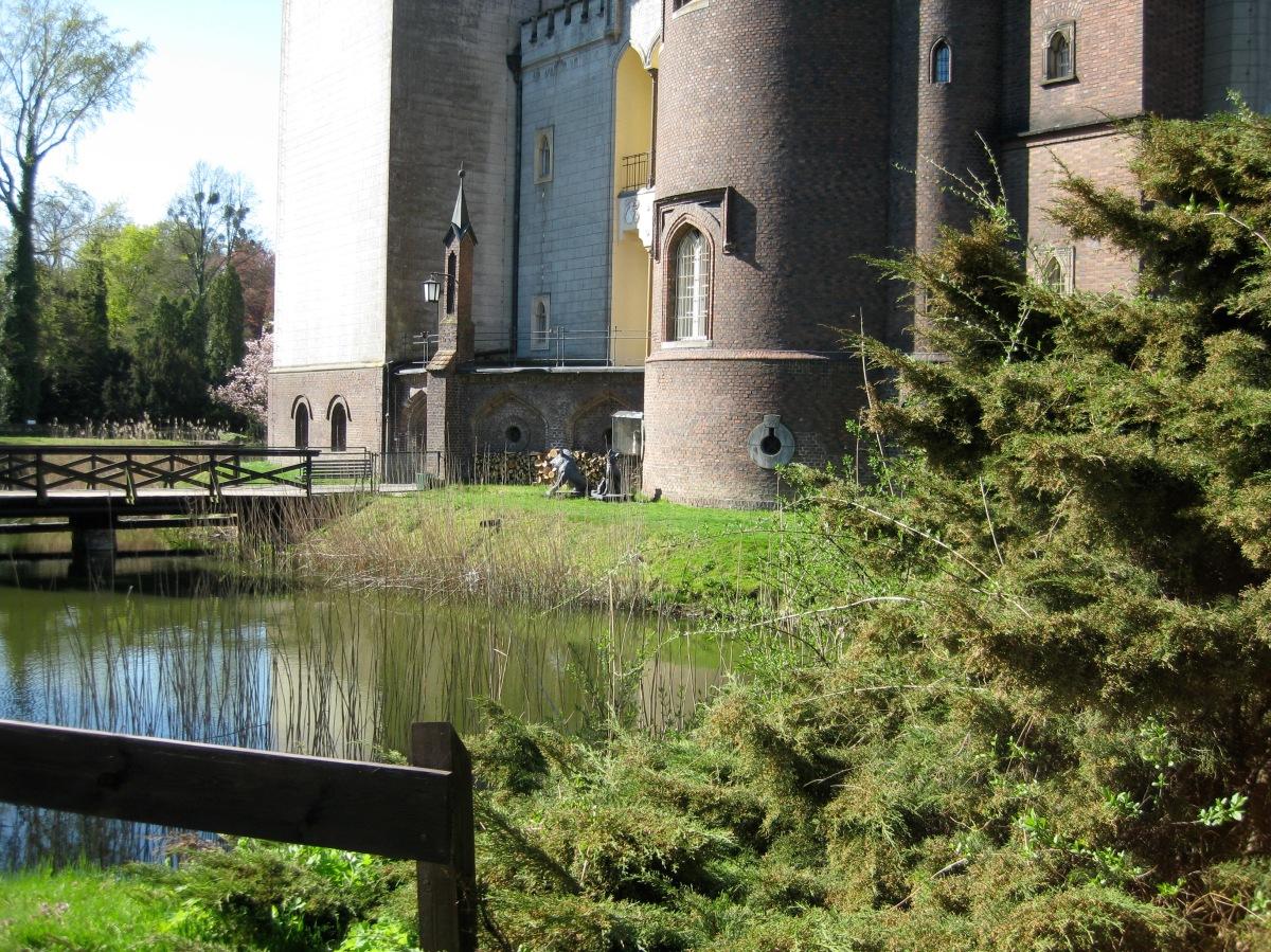 Polen, Rundreise, Schloss, Zamek w Kórniku, Burg