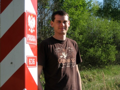 Grenzübergang, Deutschland, Polen, Grenze,