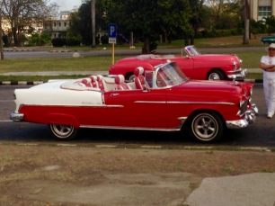 Cabrio, Convertable, Kuba, Havanna, Oldtimer