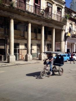 Rikscha, Havanna, Fahrrad, Taxi, Kuba