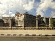 Castillo de la Real Fuerza, Havanna, Kuba, Festung, Innenstadt