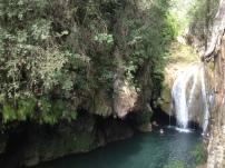 Wasserfall Salto de Javira