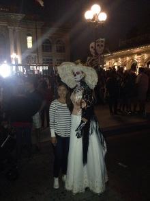 Dia de los Muertos, Verkleidung, Kostüm, Kalifornien