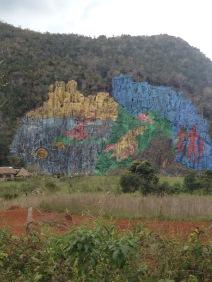 Mural de la Prehistoria, Sehenswürdigkeit, Ausflugsziel, touristenattraktion, attraktion