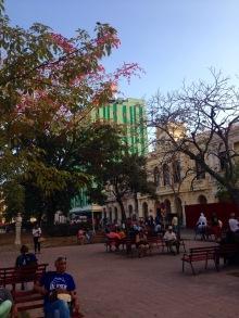 Hauptplatz, Santa Clara, Kuba