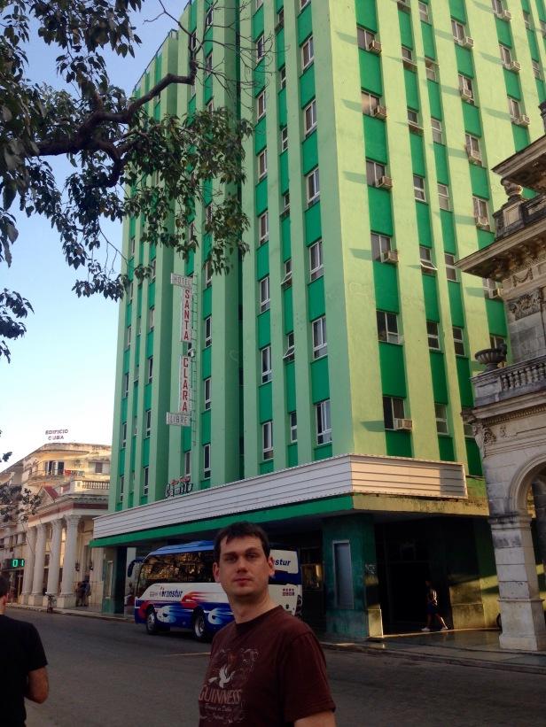 Che Guevara, Hotel, Hauptplatz, Santa Clara, Kuba