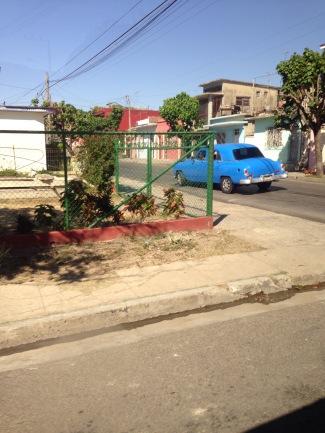 Oldtimer, Kuba, Trinidad
