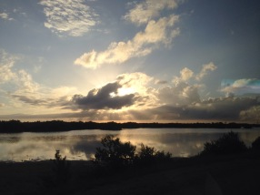 Sonnenuntergang, Kuba