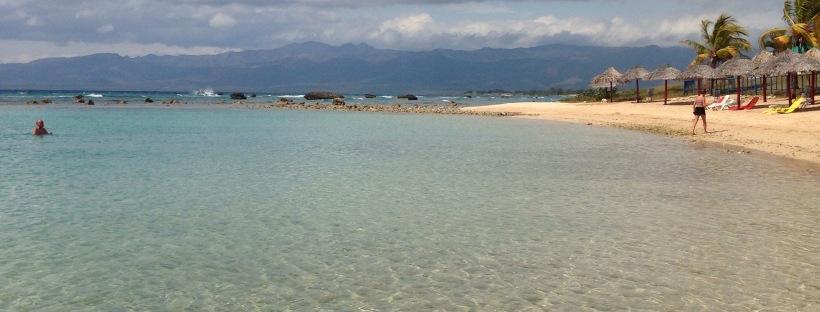 Baden, Karibik, Kuba, Trinidad, karibisches meer, strand, sand