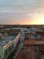 Dachterasse Gran Hotel Camagüey, Kuba
