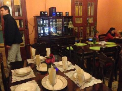 Casa Austria, Camagüey, Camaguey, Kuba, Österreicher, Restaurant, Konditorei