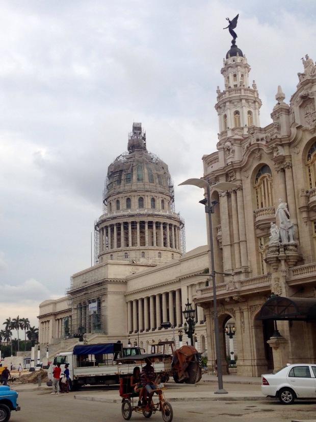 Capitolia, Capitol, Havanna, Kuba