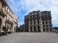 Historisch, Platz, Havanna, San Francisco, Kuba,