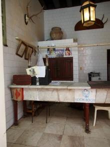 Restaurant, Küche, Havanna, Streetfood, Kuba