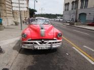 Oldtimer, Havanna, rot, Kuba